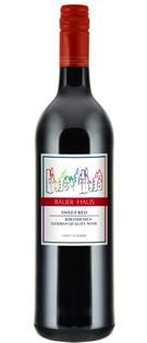Bauer Haus Sweet Red 2013 750ml - Case of 12